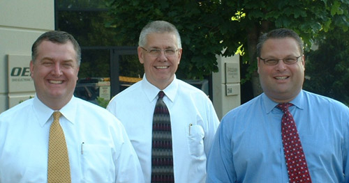 Salesmen Mike, Michael,Brian